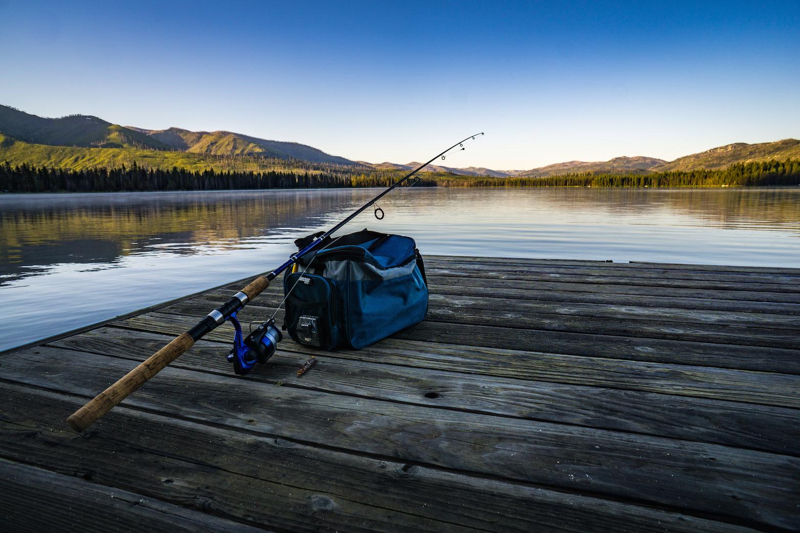 Warm lake near cascade idaho it started outdoors for Cascade lake idaho fishing